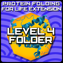 Level 4 Folder - Protein Folding for Life Extension