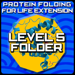 Level 5 Folder - Protein Folding for Life Extension