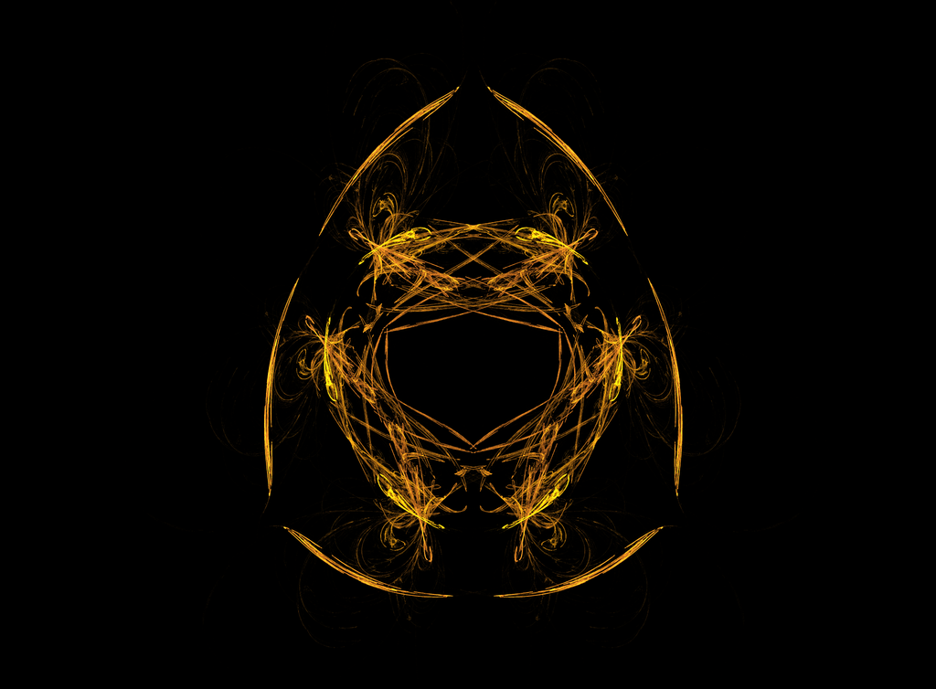 Abstract Orderism Fractal LV - by G. Stolyarov II