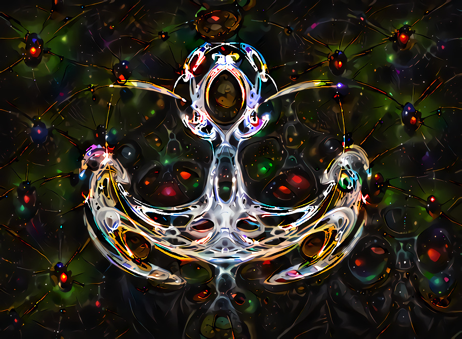 Abstract Orderism Fractal 71 - by G. Stolyarov II