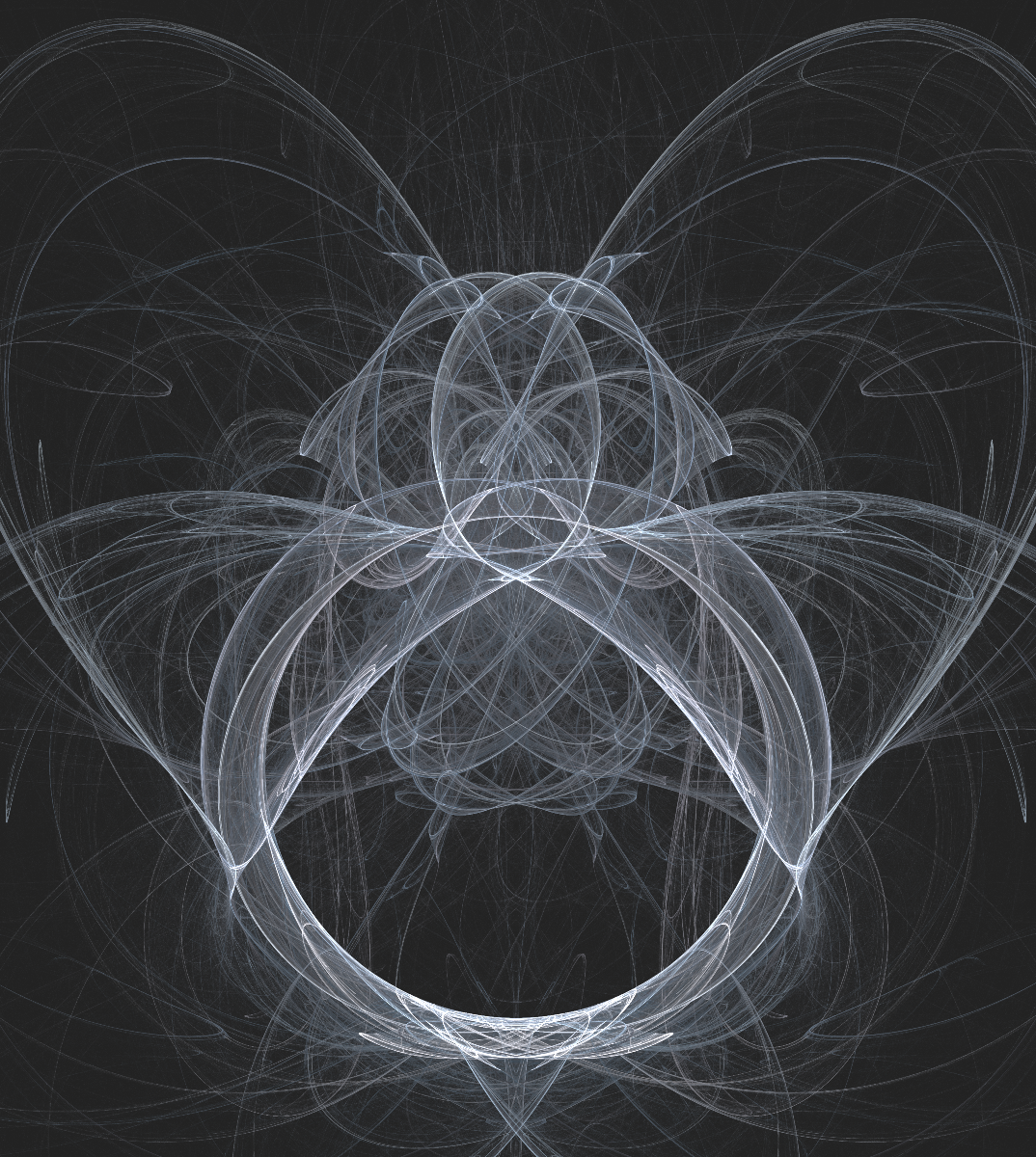 """Abstract Orderism Fractal IX"" by G. Stolyarov II"