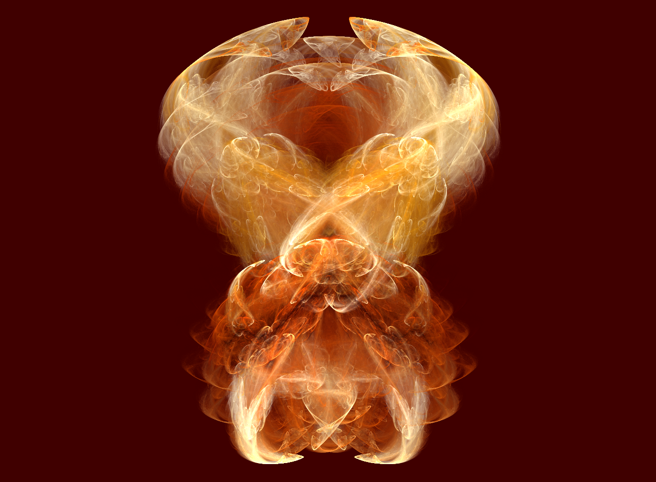 """Abstract Orderism Fractal XXII"" by G. Stolyarov II"