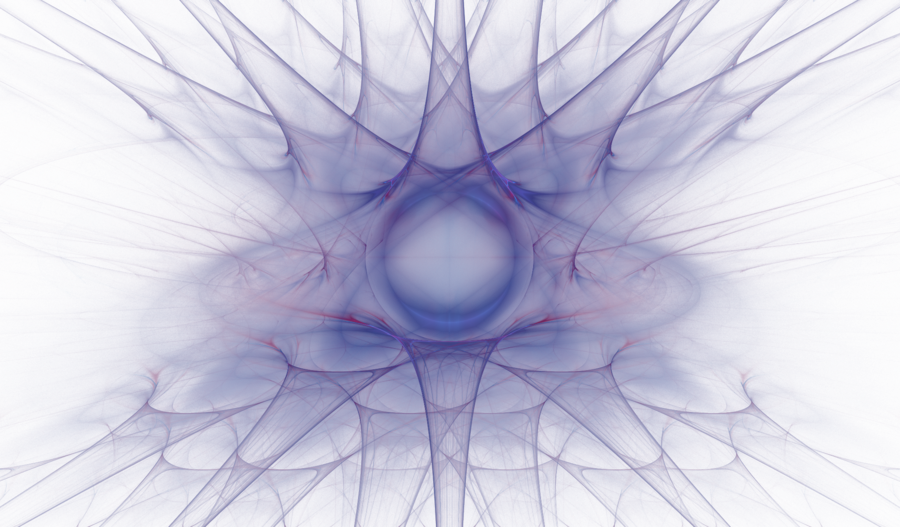"""Abstract Orderism Fractal XXV"" by G. Stolyarov II"