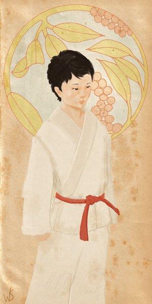Young Judoka